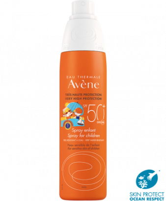 Spray SPF 50+ Niños
