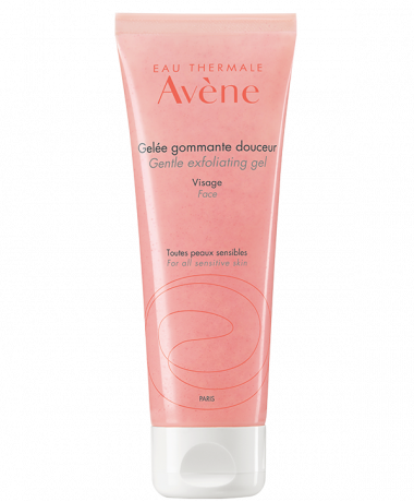 Gel exfoliante suave purificante