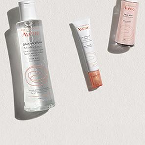 Cuidados esenciales rostro