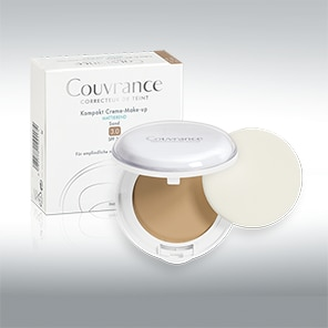 Couvrance Kompakt-Creme-Make-up