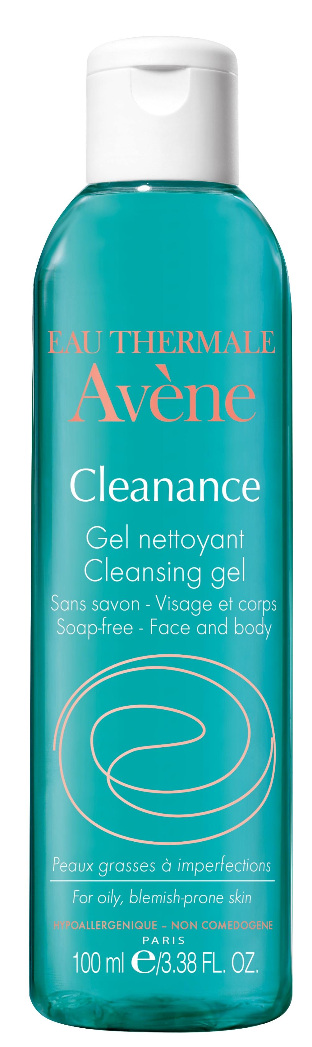 Cleanance Seifenfreies Reinigungsgel 100 ml
