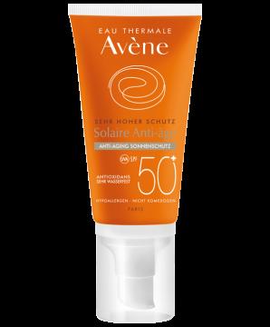 Anti-Aging Sonnenschutz 50+