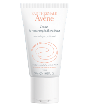 Creme für überempfindliche Haut