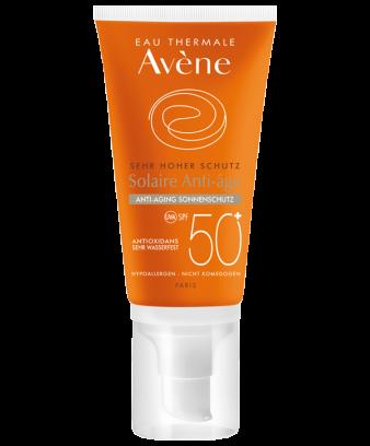 Anti-Aging Sonnenschutz SPF 50+