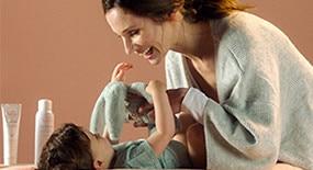 Avène Thermalwasserspray #TimeToSpray - Beruhigt die gereizte Babyhaut