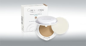 News Couvrance Kompakt Creme Make-up