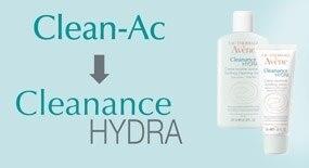 Clean-Ac wird zu Cleanance Hydra!