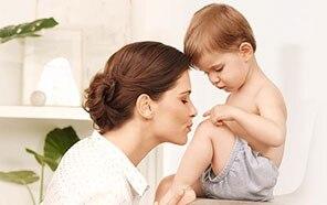 Pflegeritual für irritierte, angegriffene Haut