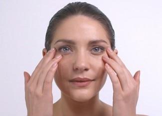 Beruhigende Augencreme