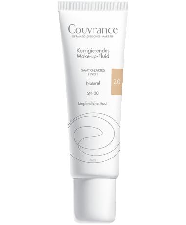 Couvrance Make-up-Fluid 2.0 Naturel