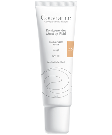Couvrance Make-up-Fluid 2.5 Beige