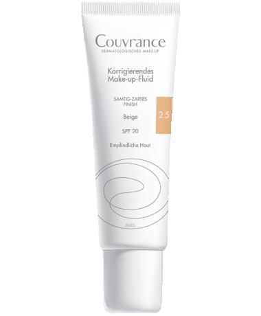 Couvrance Make-up-Fluid 2.5 Beige
