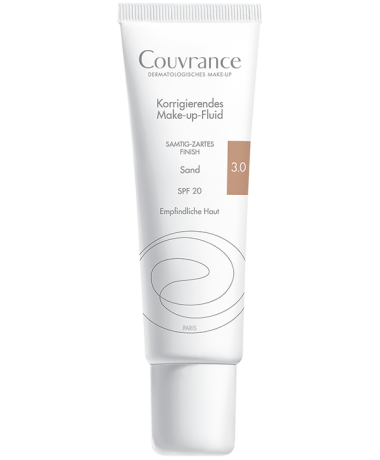 Couvrance Make-up-Fluid 3.0 Sand