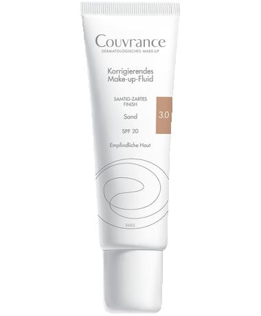 Couvrance Make-up-Fluid 3.0 Sand