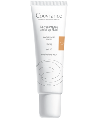 Couvrance Make-up-Fluid 4.0 Honig