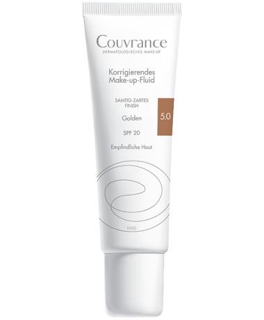 Couvrance Make-up-Fluid 5.0 Golden