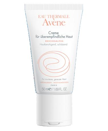 Creme für überempfindliche Haut - reichhaltig