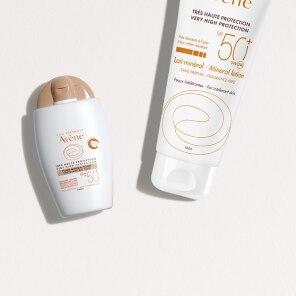 Sonnenlinie Überempfindliche Haut