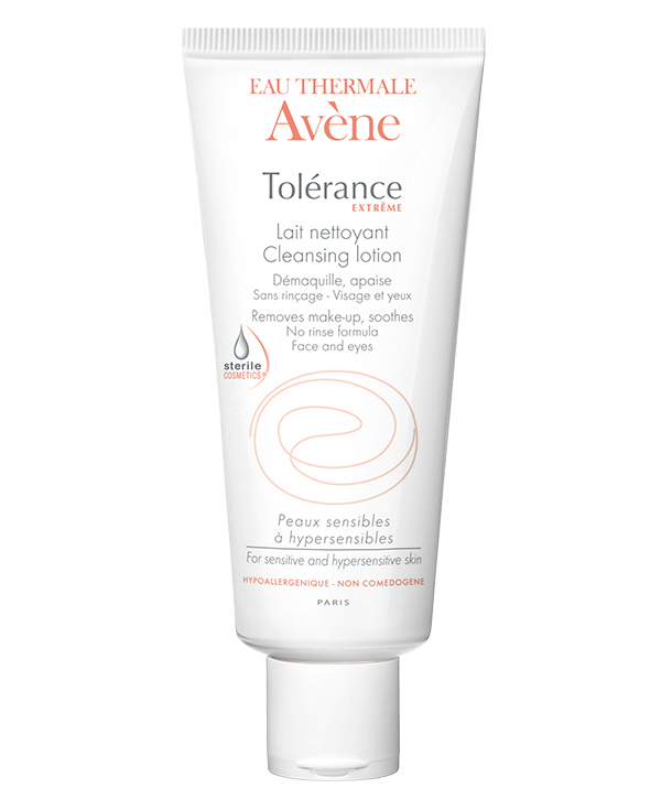eau thermale avene cleansing lotion