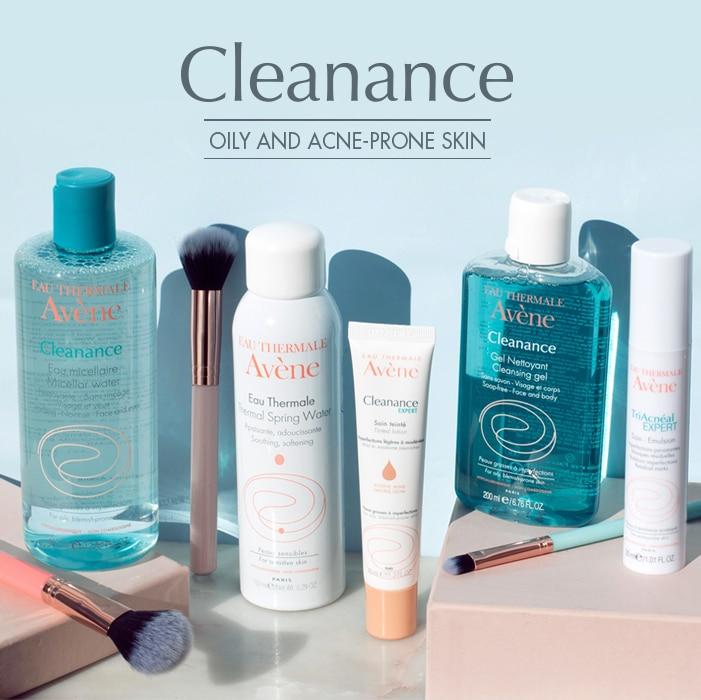 Cleanance Range