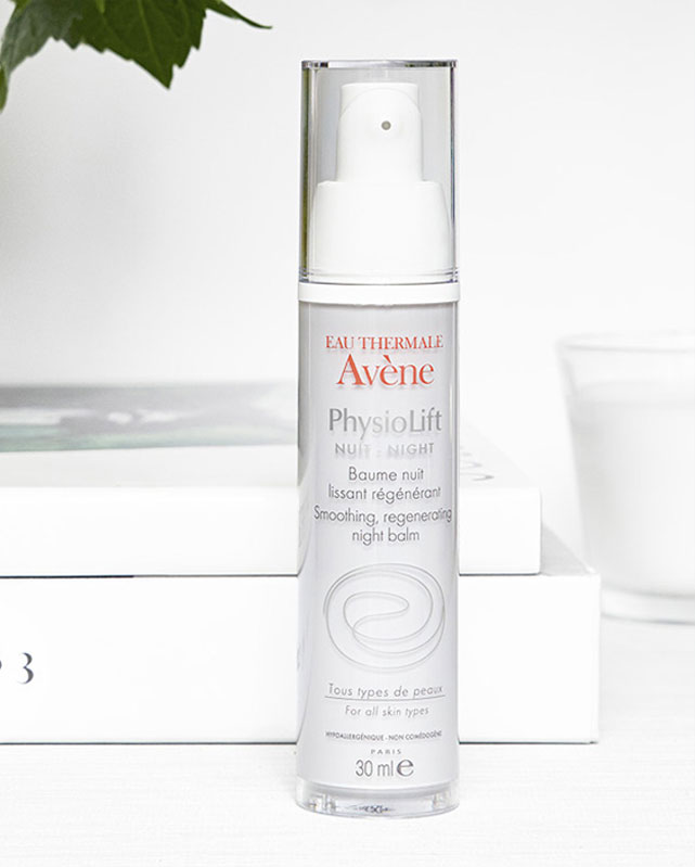 PhysioLift NIGHT Smoothing,regenerating night balm**