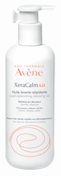 XERACALM A.D LIPID-REPLENISHING CLEANSING OIL