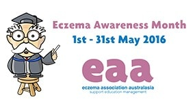 Eczema Awareness Month - May 2016