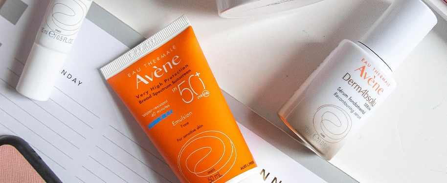 ANTI-AGEING STARTS WITH SUNSCREEN