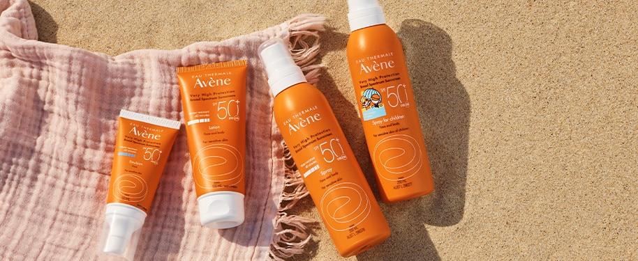 Sunscreen Banner