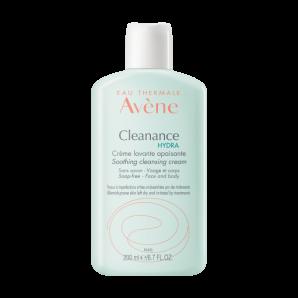 Cleanance HYDRA umirujuća krema za čišćenje