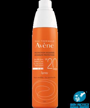 Spray SPF 20