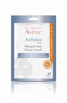 eau thermale avene a-oxitive sheet mask 18ml