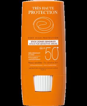 Stick SPF 50+ voor gevoelige zones