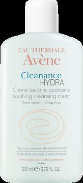 CLEANANCE HYDRA Crème lavante apaisante
