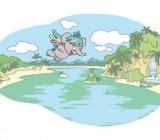 Découvrez avec votre enfant les aventures de Pikédoo et de son «zéma»