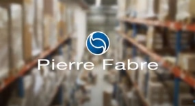 Innovatie Pierre Fabre : leveringen in de stad met de fiets