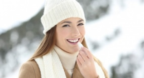Protégez vos lèvres sensibles du froid