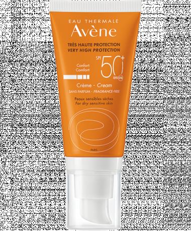 Crème SPF 50+