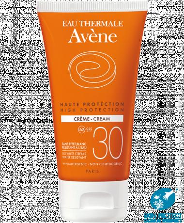 Crème SPF 30