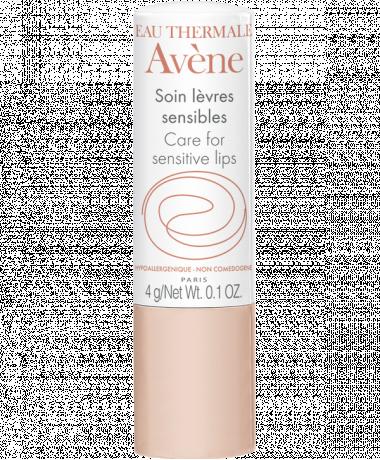 Verzorging voor gevoelige lippen