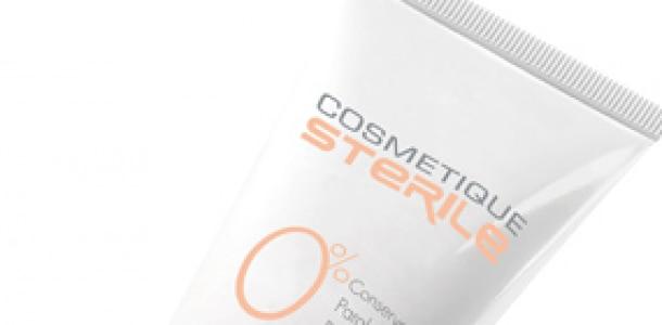 Découvrez la cosmétique stérile