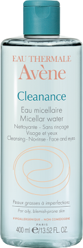 CLEANANCE Мицеларна вода