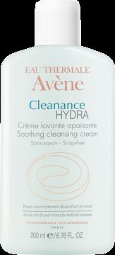 CLEANANCE HYDRA Успокояващ измивен крем