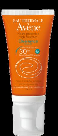 Cleanance Слънцезащита SPF 30