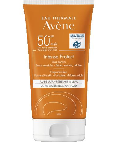Intense Protect 50+ Ултра водоустойчив флуид