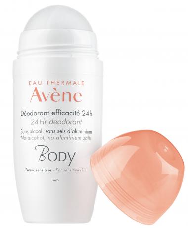 дезодорант за тяло 24часа ефикасност