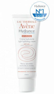 Hydrance OPTIMALE UV Légère FPS 20