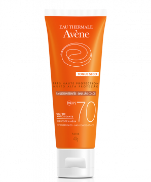 Avène Solar Toque Seco Color FPS 70