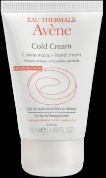 Cold Cream Creme de mãos