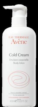 Cold Cream Emulsão corporal